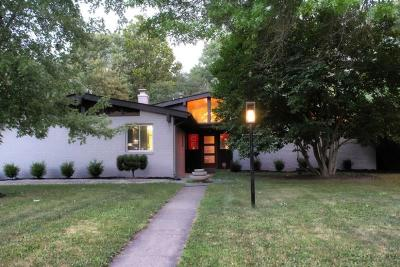 Indianapolis Single Family Home For Sale: 9047 Holliday Drive