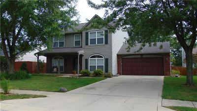 Brownsburg Single Family Home For Sale: 463 Sable Chase