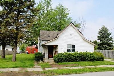 Hamilton County Single Family Home For Sale: 110 North Walnut Street
