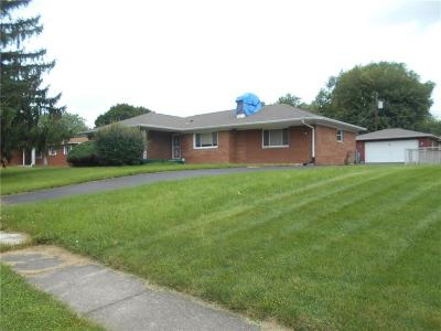 Indianapolis Single Family Home For Sale: 1944 Copenhaver Drive