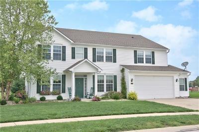Avon Single Family Home For Sale: 8306 Balmoral Lane