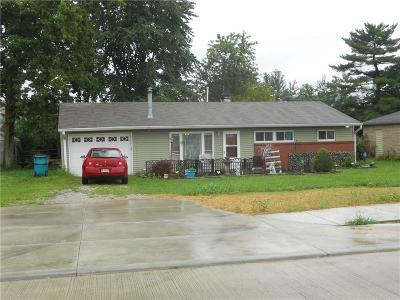 Avon Single Family Home For Sale: 710 South Avon Avenue