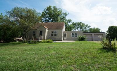 North Vernon Single Family Home For Sale: 919 Hoosier Street