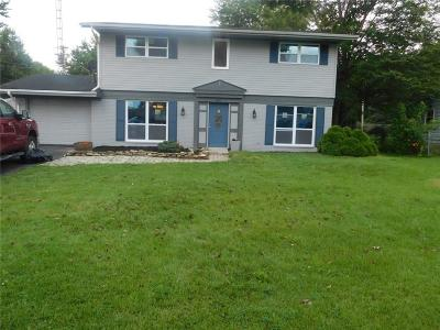 Wayne County Single Family Home For Sale: 880 Toschlog Road