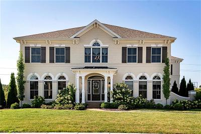 Zionsville Single Family Home For Sale: 11553 Willow Bend Drive