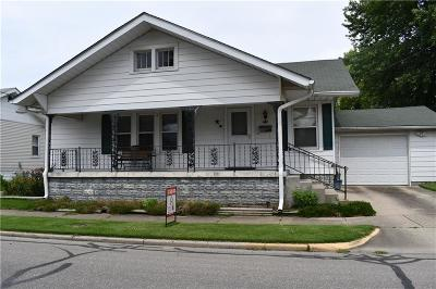 Shelbyville Single Family Home For Sale: 408 4th Street