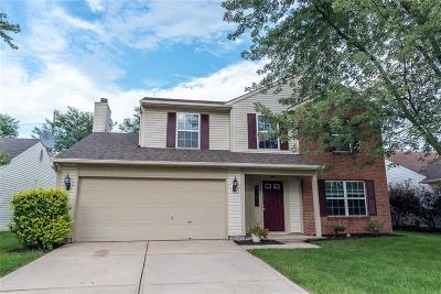 Fishers Single Family Home For Sale: 12873 Longleaf Lane