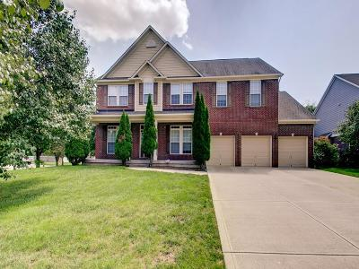 Noblesville Single Family Home For Sale: 20953 Waters Edge Court