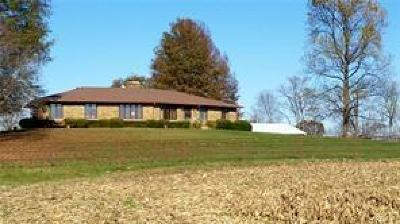 Greenwood Single Family Home For Sale: 6762 West County Road 144