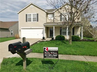 Pendleton Single Family Home For Sale: 8080 South Lodge Lane