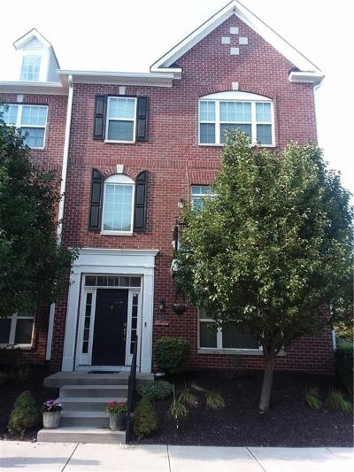 Fishers Condo/Townhouse For Sale: 8233 Dan Allen Drive