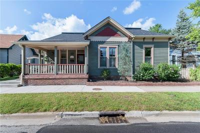Noblesville Single Family Home For Sale: 1296 Conner Street