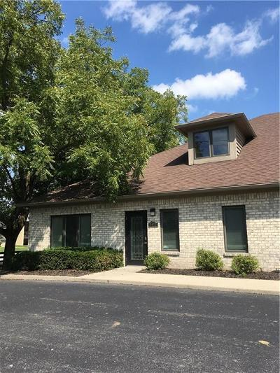 Fishers Commercial Lease For Lease: 9933 Eller Road