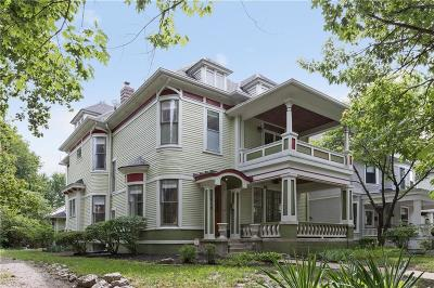 Indianapolis Single Family Home For Sale: 1919 North Delaware Street