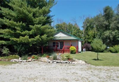 Butlerville Single Family Home For Sale: 3720 North County Road 550 E