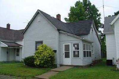 Madison County Single Family Home For Sale: 1302 South E Street