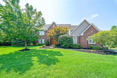 Carmel Single Family Home For Sale: 10441 Bosahan Court