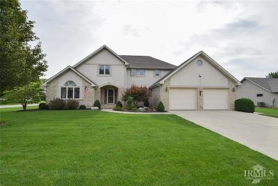 Delaware County Single Family Home For Sale: 514 Greenland Lane