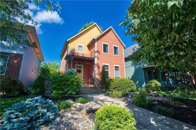 Single Family Home For Sale: 1544 Carrollton Avenue