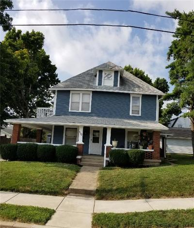 Greencastle Multi Family Home For Sale: 313 Elm Street