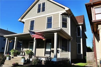Single Family Home For Sale: 1932 Central Avenue