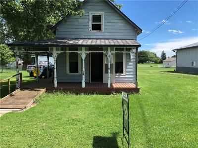 Hamilton County Single Family Home For Sale: 345 South John Street