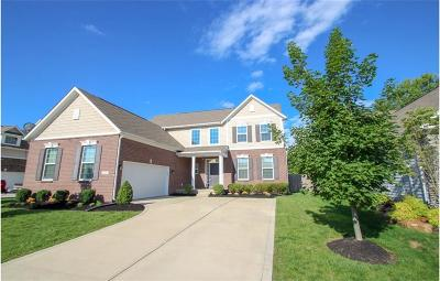Fishers Single Family Home For Sale: 12362 Wolverton Way