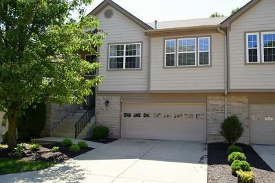 Fishers Condo/Townhouse For Sale: 9257 Muir Lane