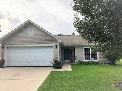 Noblesville Single Family Home For Sale: 15300 Proud Truth Drive