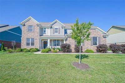 Fishers Single Family Home For Sale: 10050 Kings Horse Way