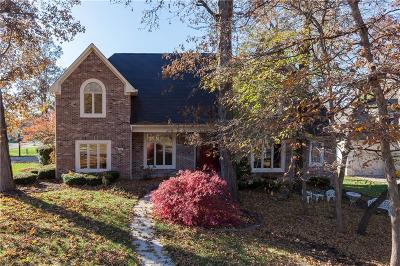 Noblesville Single Family Home For Sale: 124 Somerset Court