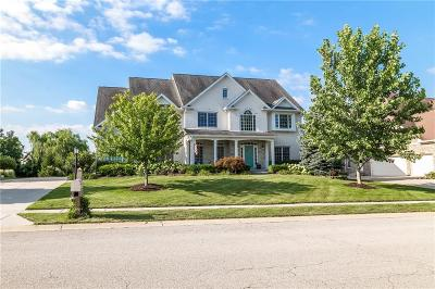 Fishers Single Family Home For Sale: 14265 Waterway Boulevard