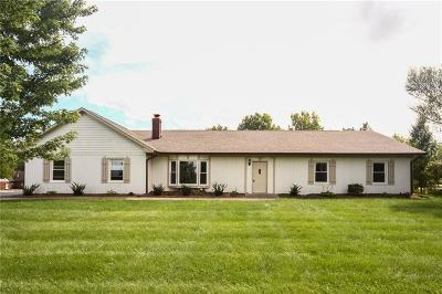 Noblesville Single Family Home For Sale: 6109 East 169th Street