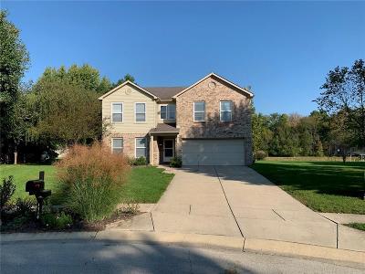 Noblesville Single Family Home For Sale: 1116 Rutledge Court