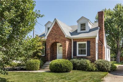 Single Family Home For Sale: 759 North Leland Avenue