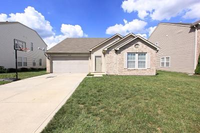 Lawrence Single Family Home For Sale: 12530 Teacup Way