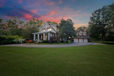Zionsville Single Family Home For Sale: 120 South 6th Street