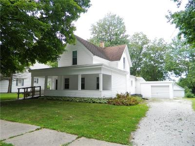 Clay County Single Family Home For Sale: 816 North Meridian Street