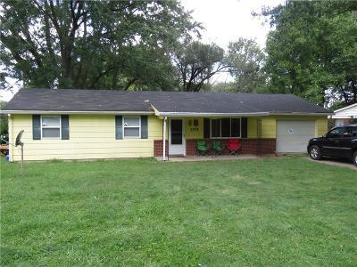 Hamilton County Single Family Home For Sale: 1375 Twilight Drive