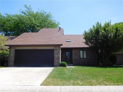 Delaware County Single Family Home For Sale: 3400 West Riggin Road #3
