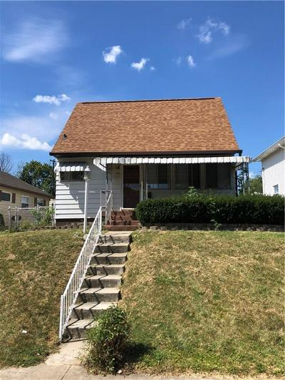Beech Grove Single Family Home For Sale: 230 South 3rd Avenue