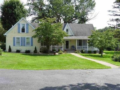 Lawrence County Single Family Home For Sale: 3522 Pleasant Run Road