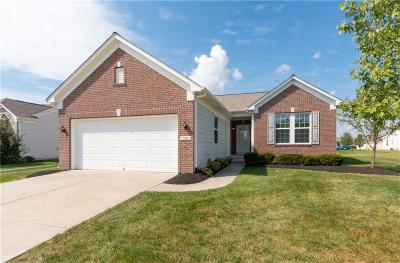 Brownsburg Single Family Home For Sale: 744 Hummingbird Drive