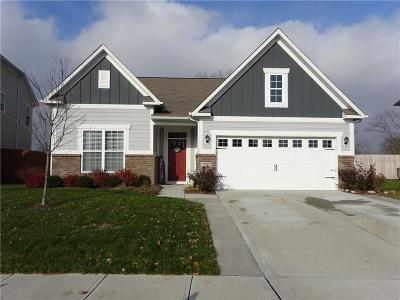 Greenwood Single Family Home For Sale: 1338 Old Heritage Place