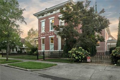 Columbus Single Family Home For Sale: 704 Lafayette Avenue