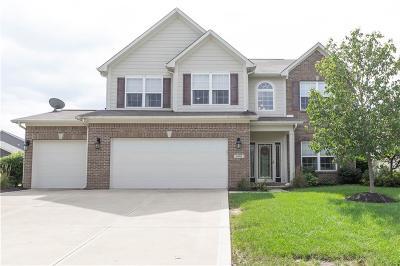 Noblesville Single Family Home For Sale: 5991 Bladen Drive