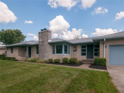Whiteland Single Family Home For Sale: 791 South Us Highway 31