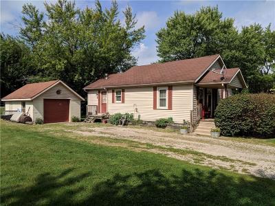 Delaware County Single Family Home For Sale: 6225 North Wheeling Avenue