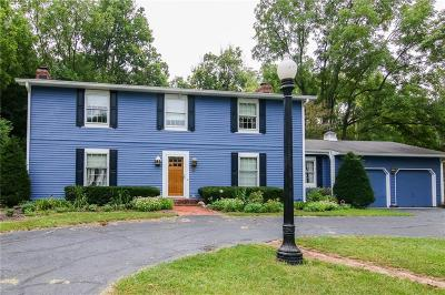 Greenwood Single Family Home For Sale: 619 Lawnwood Drive