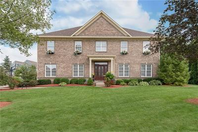 Zionsville Single Family Home For Sale: 9699 Winter Way